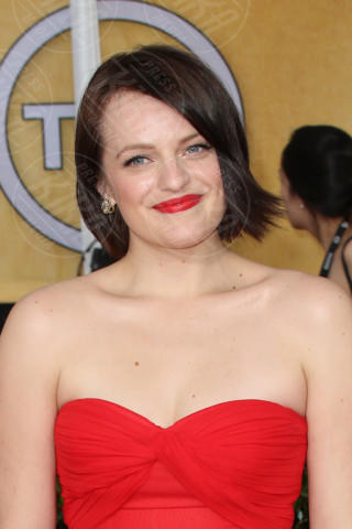 Elizabeth Moss - Los Angeles - 18-01-2014 - Emmy Awards 2017: tutte le nomination