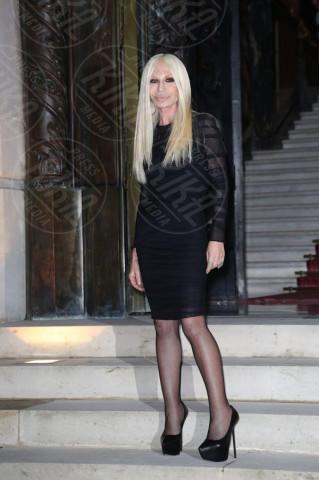 Donatella Versace - Parigi - 19-01-2014 - Palazzo Versace, lusso ed eleganza a Dubai