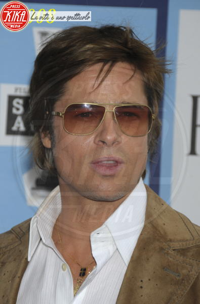 Brad Pitt - Santa Monica - 23-02-2008 - Brad Pitt: dall'esordio a ora quanti cambiamenti
