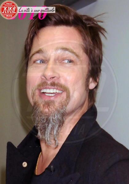 Brad Pitt - Los Angeles - 22-01-2010 - Brad Pitt: dall'esordio a ora quanti cambiamenti