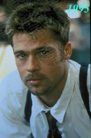 Brad Pitt - 01-01-1995 - Brad Pitt: dall'esordio a ora quanti cambiamenti