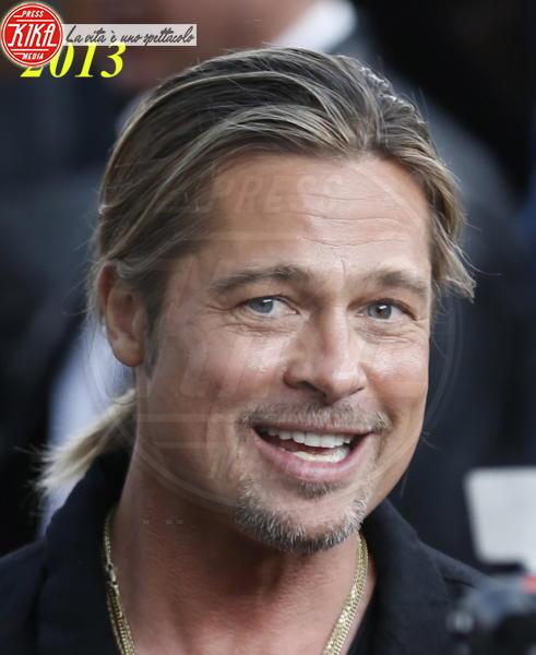 Brad Pitt - Parigi - 03-06-2013 - Brad Pitt: dall'esordio a ora quanti cambiamenti