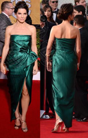 Sandra Bullock - Los Angeles - 20-01-2014 - Vade retro abito! Le scelte delle star ai SAG Awards 2014