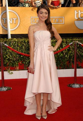 Sarah Hyland - Los Angeles - 18-01-2014 - Vade retro abito! Le scelte delle star ai SAG Awards 2014