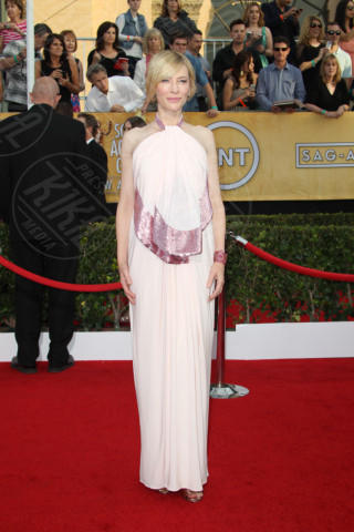 Cate Blanchett - West Hollywood - 18-01-2014 - Vade retro abito! Le scelte delle star ai SAG Awards 2014
