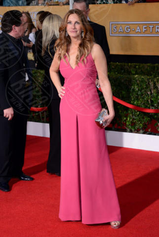 Julia Roberts - Los Angeles - 18-01-2014 - Vade retro abito! Le scelte delle star ai SAG Awards 2014