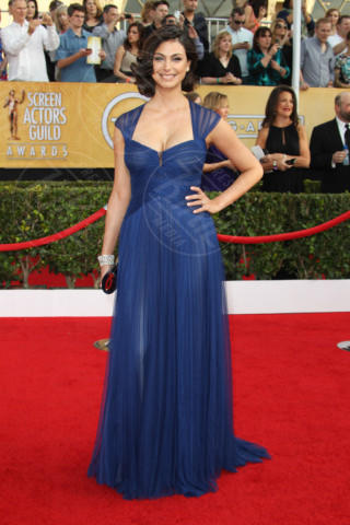 Morena Baccarin - West Hollywood - 18-01-2014 - Vade retro abito! Le scelte delle star ai SAG Awards 2014