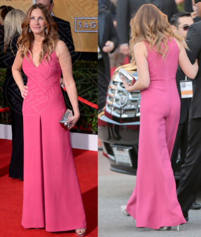 Julia Roberts - Los Angeles - 20-01-2014 - Vade retro abito! Le scelte delle star ai SAG Awards 2014