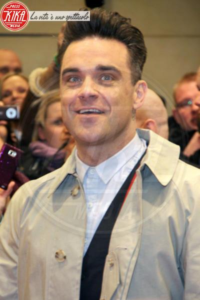 Robbie Williams - Berlino - 26-02-2013 - Volti noti ? Non è stato sempre così