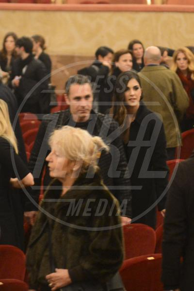 Rocio Munoz Morales, Raoul Bova - Roma - 20-01-2014 - Raoul Bova ancora papà? Rocio sarebbe incinta