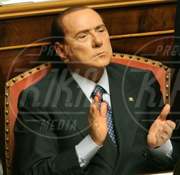Silvio Berlusconi - 27-04-2013 - Silvio Berlusconi assolto in Cassazione per il caso Ruby