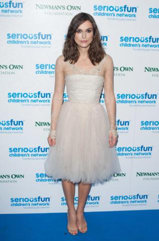 Keira Knightley - Londra - 03-12-2013 - Indecisa sull'abito nuziale? Ispirati al red carpet!