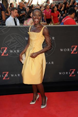 Lupita Nyong'o - New York - 17-06-2013 - Lupita Nyong'O: i migliori look dell'attrice keniota