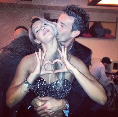 Pierpaolo Petrelli, Giulia Calcaterra - Los Angeles - 22-01-2014 - Dillo con un tweet: la Canalis svela i segreti sul sesso