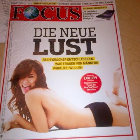 Elisabetta Canalis - Los Angeles - 22-01-2014 - Dillo con un tweet: la Canalis svela i segreti sul sesso