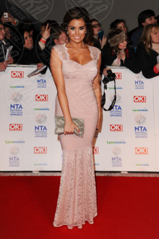 Jessica Wright - Londra - 22-01-2014 - Vade retro Abito! Jennifer Metcalfe osé al National TV Awards