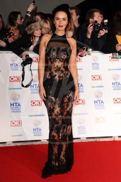 Jennifer Metcalfe - Londra - 22-01-2014 - Sotto il vestito… niente! Ma proprio niente!