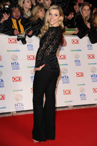 Anna Williamson - Londra - 22-01-2014 - Vade retro Abito! Jennifer Metcalfe osé al National TV Awards