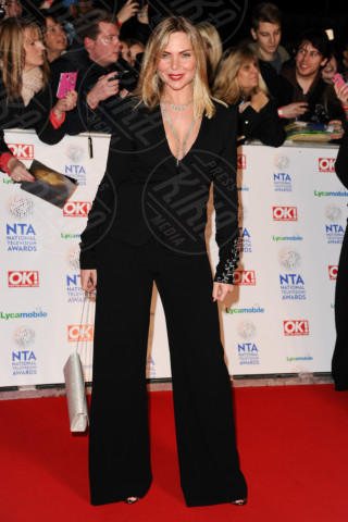 Samantha Womack - Londra - 22-01-2014 - La tuta glam-chic conquista le celebrity