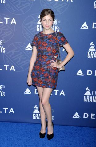 Anna Kendrick - West Hollywood - 22-01-2014 - Mini o longuette, ma pieno di fiori: è l'abito della primavera!