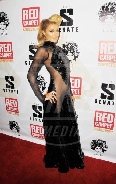 Paris Hilton - Los Angeles - 24-01-2014 - Sotto il vestito… niente! Ma proprio niente!