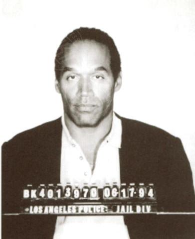 O.J. Simpson - Los Angeles - 02-09-2004 - Non si è una vera star se non si finisce in galera