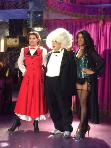 ines rodriguez, Gemma Jones, Platinette - 24-01-2014 - Drag In Talent: arriva su Italia 1 il primo reality Drag
