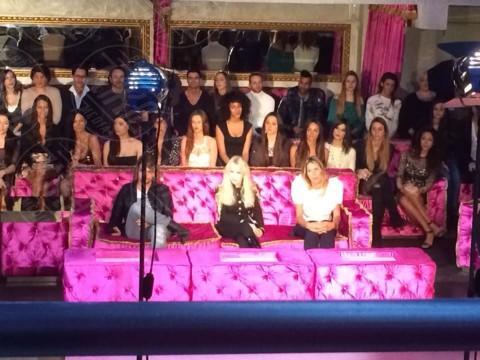 Guendalina Canessa, Ivana Spagna - 24-01-2014 - Drag In Talent: arriva su Italia 1 il primo reality Drag