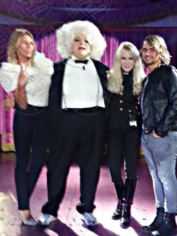 Valerio Scanu, Platinette, Guendalina Canessa, Ivana Spagna - 24-01-2014 - Drag In Talent: arriva su Italia 1 il primo reality Drag