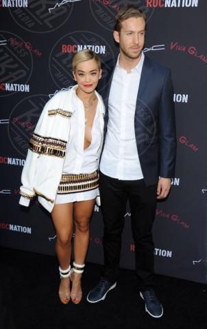 Rita Ora, Calvin Harris - Los Angeles - 25-01-2014 - Calvin Harris: cara Taylor, ecco la mia vendetta!