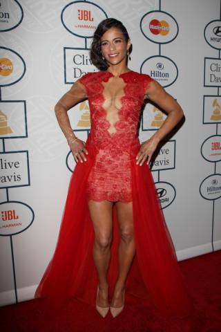 Paula Patton - Beverly Hills - 26-01-2014 - Corto o lungo? Ecco le dive che non sanno decidersi!
