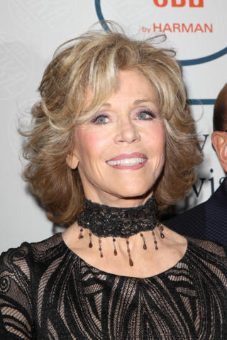 Jane Fonda - Beverly Hills - 26-01-2014 - Emmy Awards 2014: l'oro della tv Usa arriva dal cinema