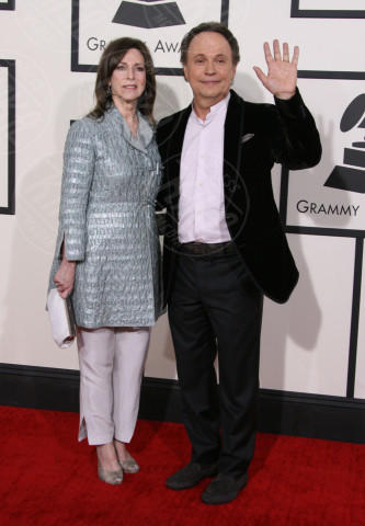 Janice Crystal, Billy Crystal - Los Angeles - 26-01-2014 - Grammy Awards 2014: un red carpet all'insegna dell'amore