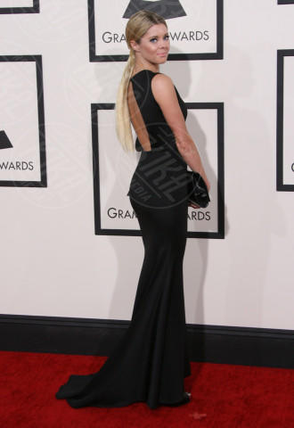 Katie Peterson - Los Angeles - 26-01-2014 - Vade retro abito! Le scelte ai Grammy Awards 2014