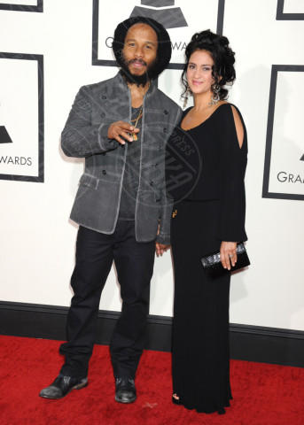 Ziggy Marley - Los Angeles - 26-01-2014 - Grammy Awards 2014: un red carpet all'insegna dell'amore