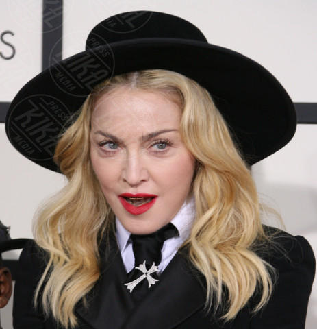 Madonna - Los Angeles - 26-01-2014 - Grammy Awards 2014: le acconciature delle dive