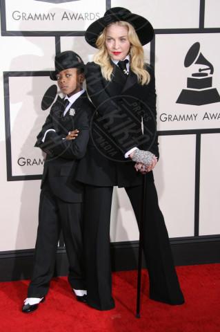 Madonna - Los Angeles - 26-01-2014 - Mamme in carriera: i figli sono la chiave del successo
