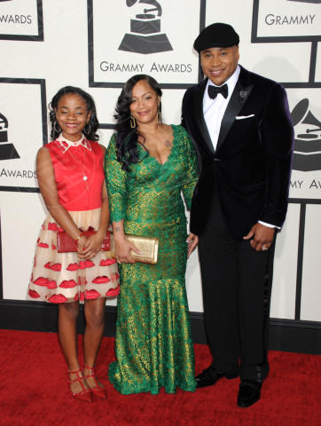 LL Cool J - Los Angeles - 26-01-2014 - Grammy Awards 2014: un red carpet all'insegna dell'amore