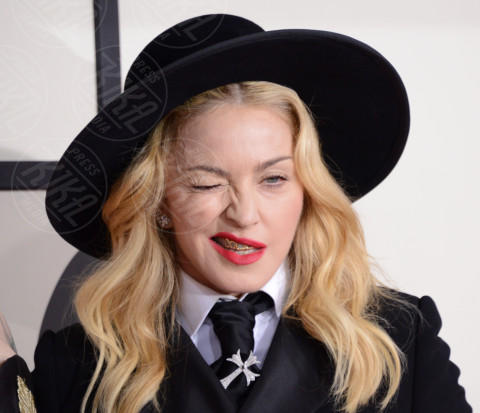 Madonna - Los Angeles - 26-01-2014 - Star come noi: che smorfiose, queste celebrity!