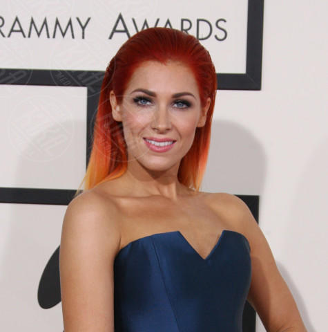 Bonnie McKee - Los Angeles - 26-01-2014 - Grammy Awards 2014: le acconciature delle dive