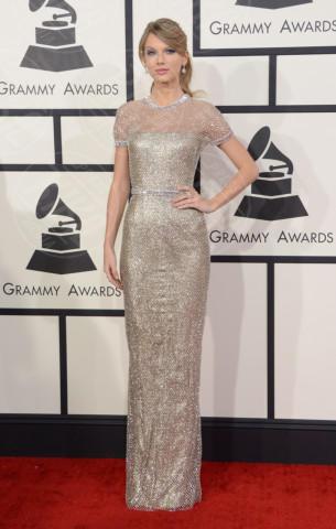 Taylor Swift - Los Angeles - 26-01-2014 - Per Capodanno scegli l'argento e sarai una stella!