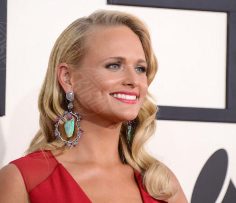 Miranda Lambert - Los Angeles - 26-01-2014 - Grammy Awards 2014: le acconciature delle dive