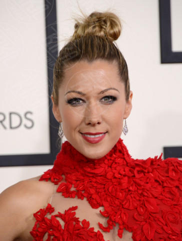 Colbie Caillat - Los Angeles - 26-01-2014 - Grammy Awards 2014: le acconciature delle dive