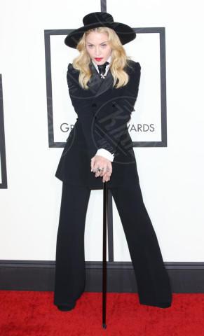 Madonna - Los Angeles - 26-01-2014 - Madonna choc: