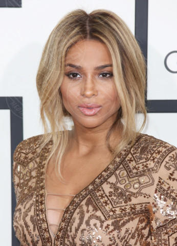 Ciara - Los Angeles - 26-01-2014 - Grammy Awards 2014: le acconciature delle dive