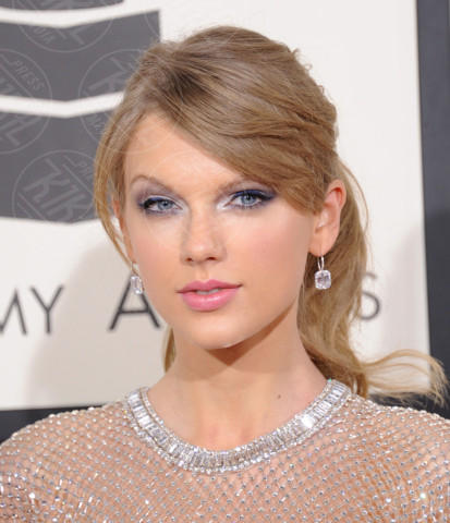 Taylor Swift - Los Angeles - 26-01-2014 - Grammy Awards 2014: le acconciature delle dive