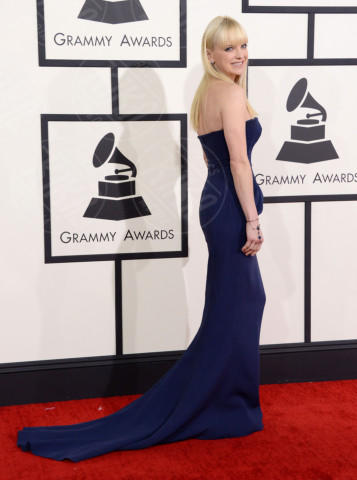 Anna Faris - 26-01-2014 - Vade retro abito! Le scelte ai Grammy Awards 2014