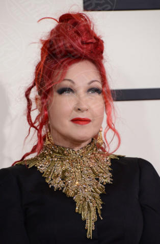 Cyndi Lauper - 26-01-2014 - Grammy Awards 2014: le acconciature delle dive