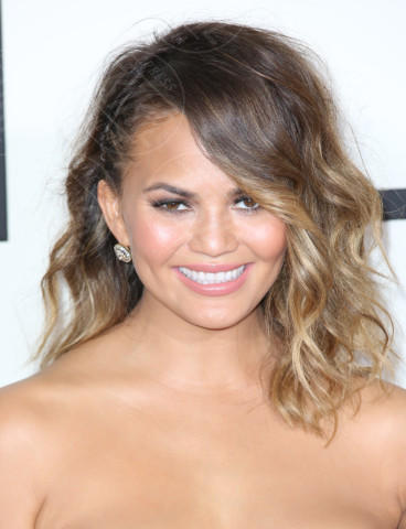 Christine Teigen - Los Angeles - 26-01-2014 - Grammy Awards 2014: le acconciature delle dive