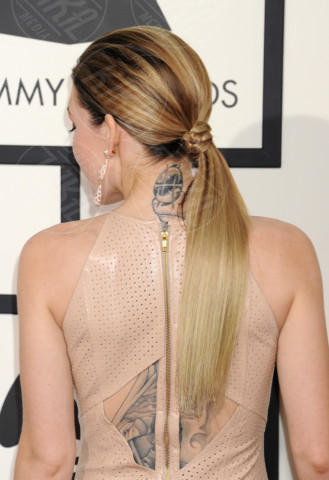 Skylar Grey - Los Angeles - 26-01-2014 - Grammy Awards 2014: le acconciature delle dive
